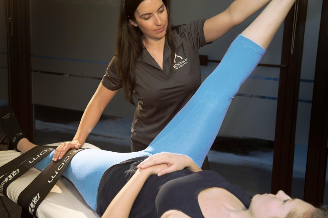 Athletic Therapy, RMT, Orthotics in Hamilton
